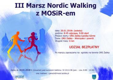 III Marsz Nordic Walking