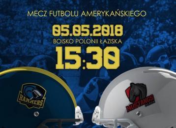 Hammers Łaziska Górne vs Mustangs Płock