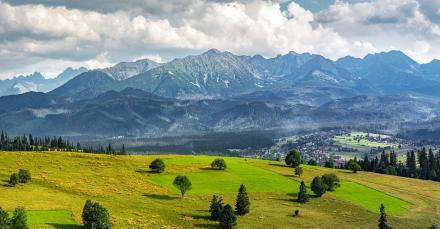 Wycieczka turystyczno-rekreacyjną do Zakopanego