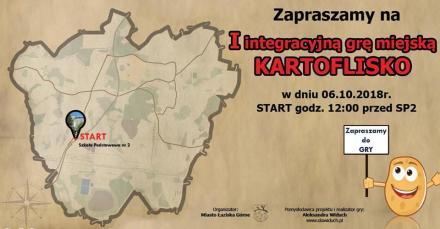 I integracyjna gra miejska KARTOFLISKO