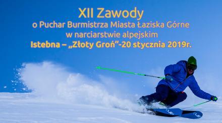 XII Zawody o Puchar Burmistrza Miasta Łaziska Górne w narciarstwie alpejskim