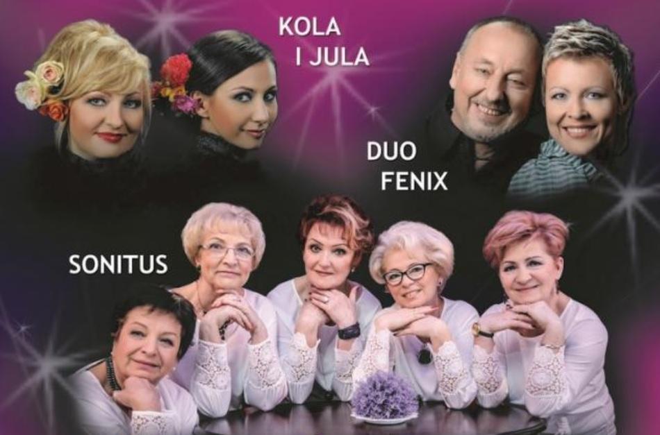 Koncert Gwiazd w Łaziskach Górnych