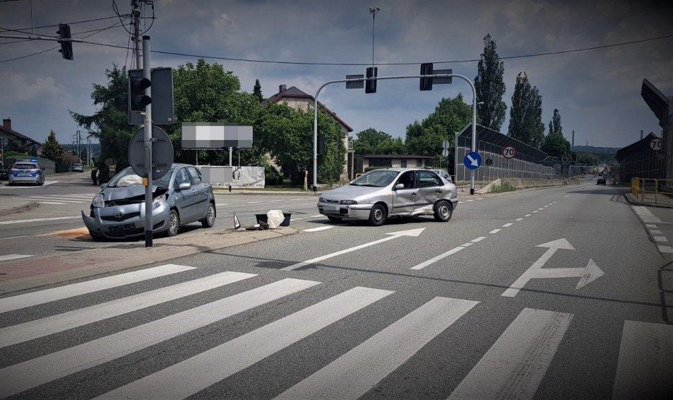 Mieszkaniec Łazisk Górnych lekceważył sygnalizację świetlną