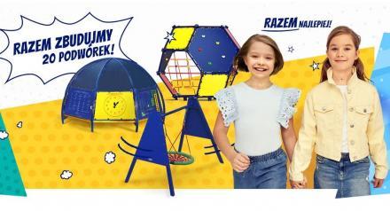 Szkoła Podstawowa w Łaziskach Górnych wygrała Podwórko Nivea