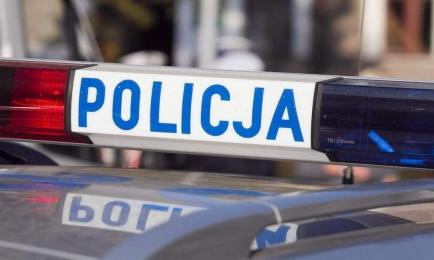 Atak na policjantów podczas nocnej interwencji. 18-latek uderzał pięścią w radiowóz