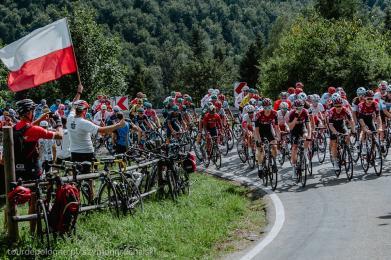 78. Tour de Pologne przejedzie przez Łaziska Górne