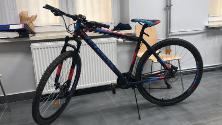 Znaleziono rower. Czeka na właściciela na komisariacie