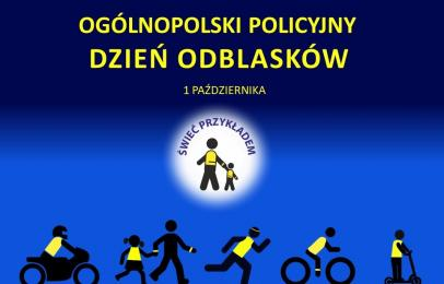 Ogólnopolski Policyjny Dzień Odblasków